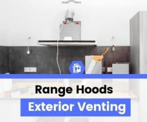 do range hoods have to be vented outside