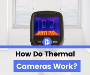 how does a thermal camera work