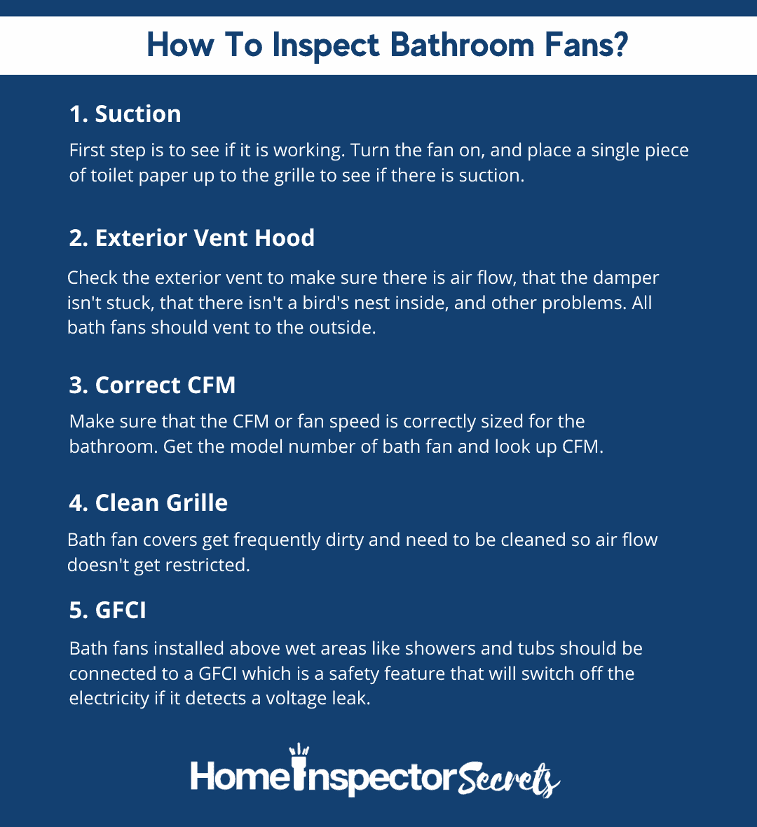 top best rated exhaust fan for small bathroom
