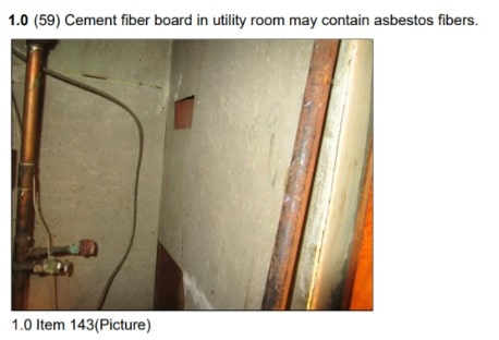 asbestos home inspection5