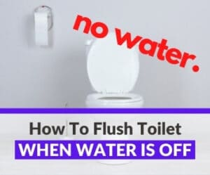 how-to-flush-toilet-when-water-is-off
